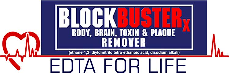 BlocBusterX toxin remover - Anti Aging Supplement