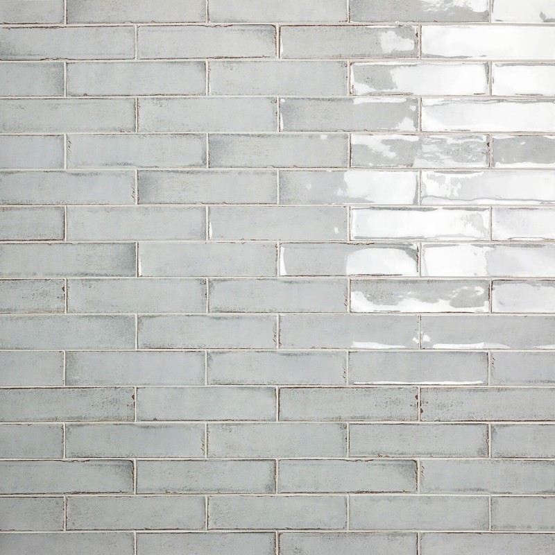 Love Subway tile?  So do we but please, let's get away from WHITE!  Do use neutral tones but find a tile like this one from Tile Bar with distressed elements, crackle finish or beveled edges.  Liven things up a bit and give your buyers something to pine over! (Source:  Castle Hazy Trail 3x12 ceramic from Tile Bar)