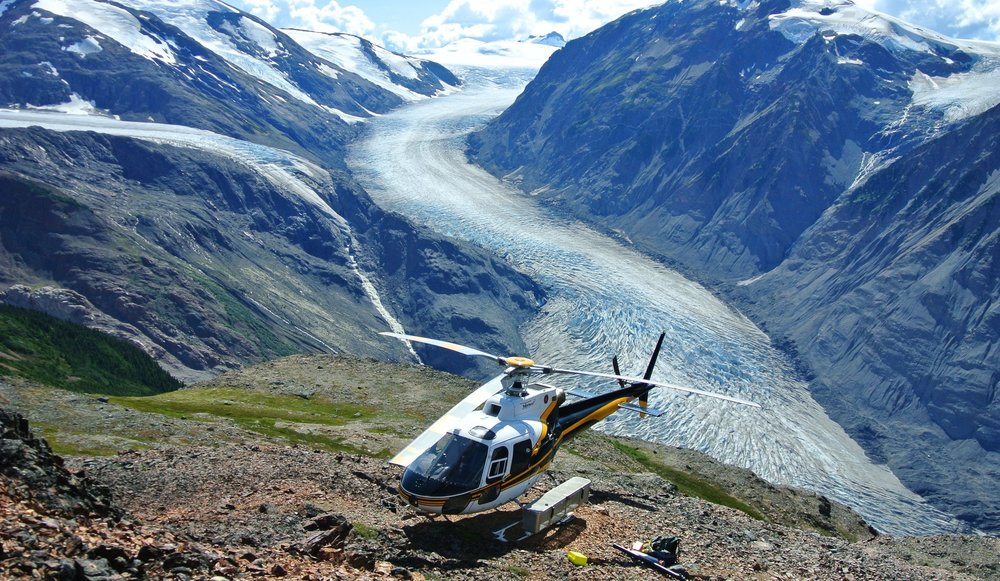 HELI-TOURS - To book a tour in beautiful Stewart, BC contact us below or call 250-636-2498.