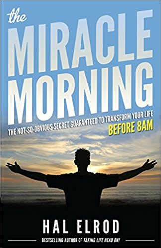 The Miracle Morning,  by Hal Elrod   Self-study