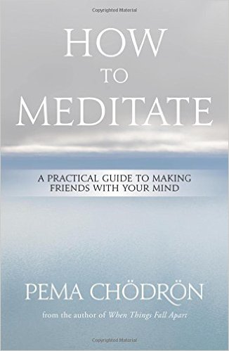How To Meditate,  by Pema Chodron   Meditation
