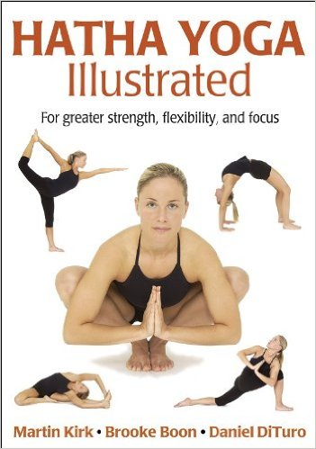 Hatha Yoga Illustrated,  by Matin Kirk   Asana