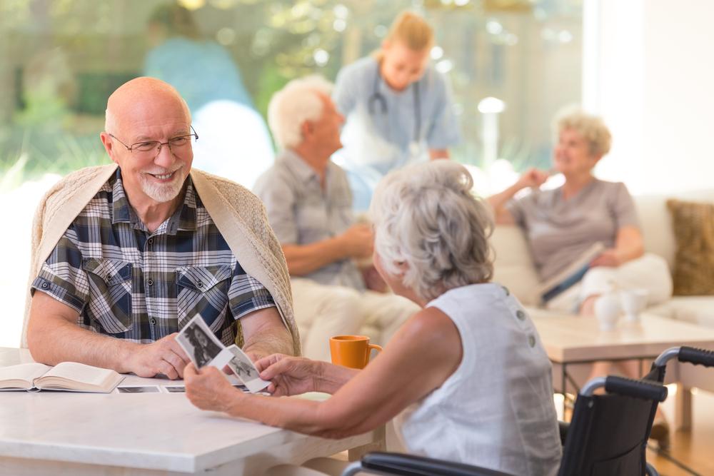 home senior care in Oklahoma