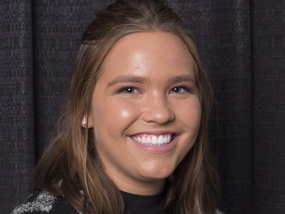 Cassandra Jarus - Undergrad Intern student