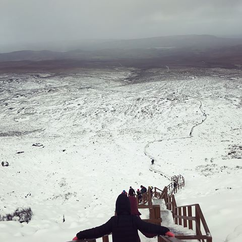 Cuilagh Mountain Walk - Stairway to Heaven, Co Fermanagh