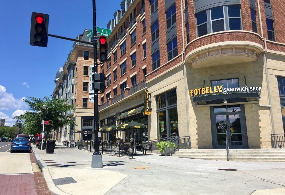 Brookland Art Walk & Restaurants - .9 miles
