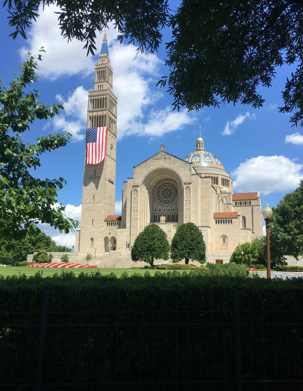 Basilica of the National Shrine of the Immaculate Conception - 1.2 miles