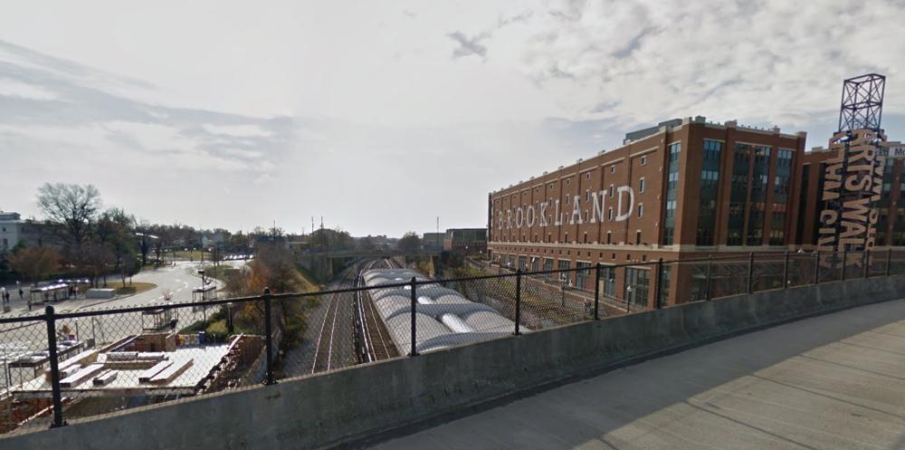 Brookland-CUA Metro Red - .6 miles