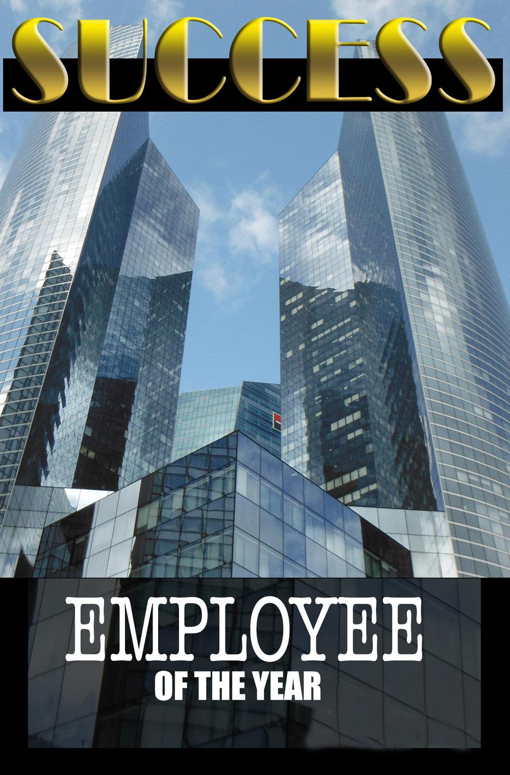 Magazine - Employee of the Year