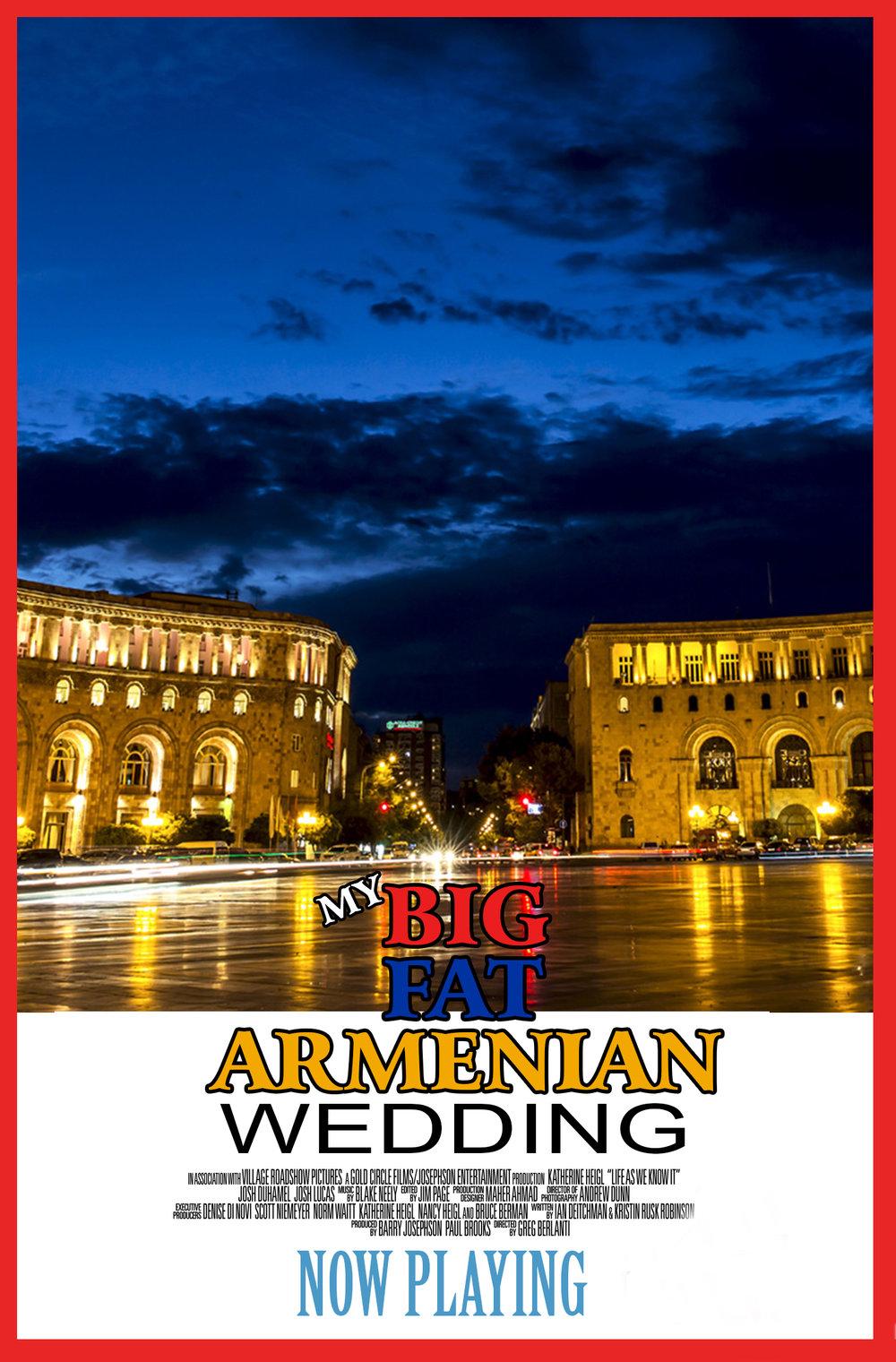 My Big Fat Armenian Wedding