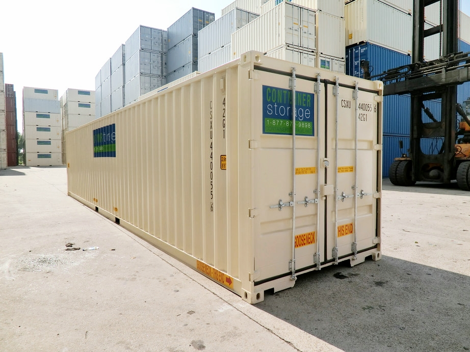 Container Storage Portland Storage Containers Rent or Buy
