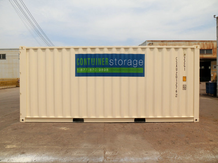 Locations Container Storage