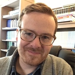 Dr. Ashley John Moyse - McDonald Postdoctoral Fellow in Christian Ethics and Public Life, Christ Church, University of Oxford