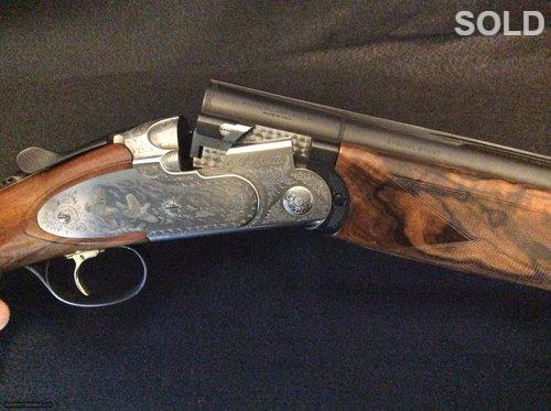Beretta 687 Eell 12GA Target Gun SOLD