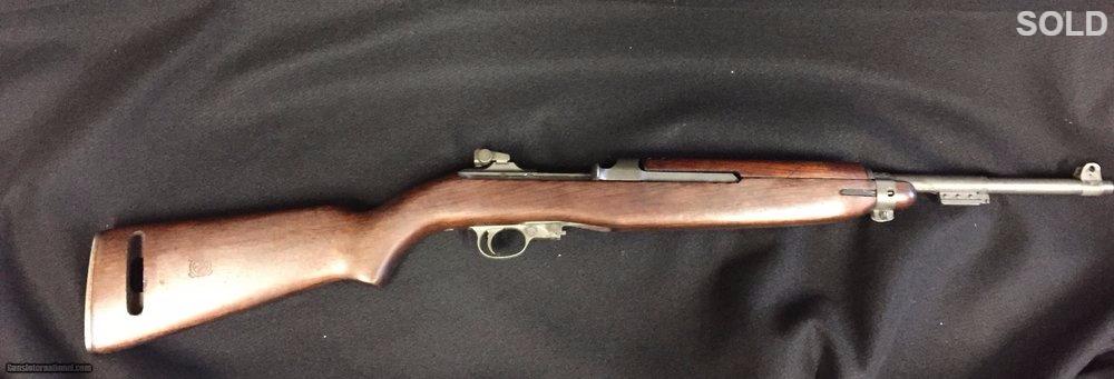 Winchester M1 Carbine SOLD