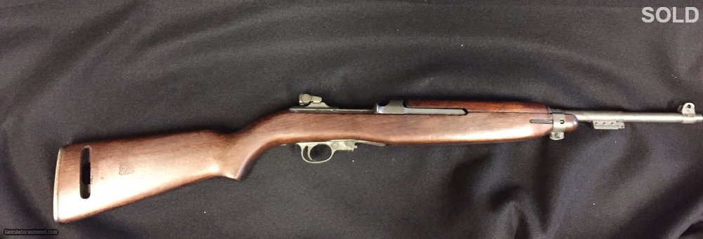 Winchester M1 Carbine SOLD