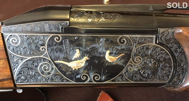 Krieghoff Custom Super Crown SOLD