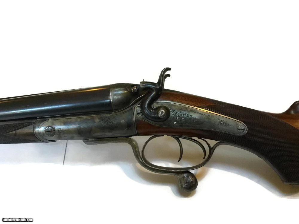 Manton & CO 577 Double Rifle $8,950