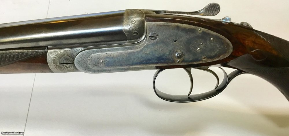 Purdey 450/360 Double Rifle $24,900