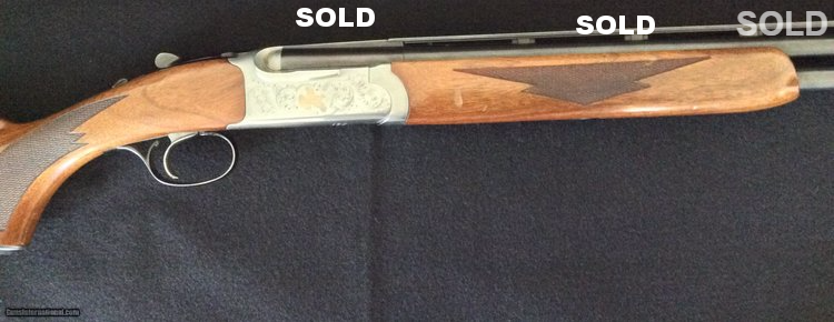Ruger Red Label 28ga Deluxe SOLD