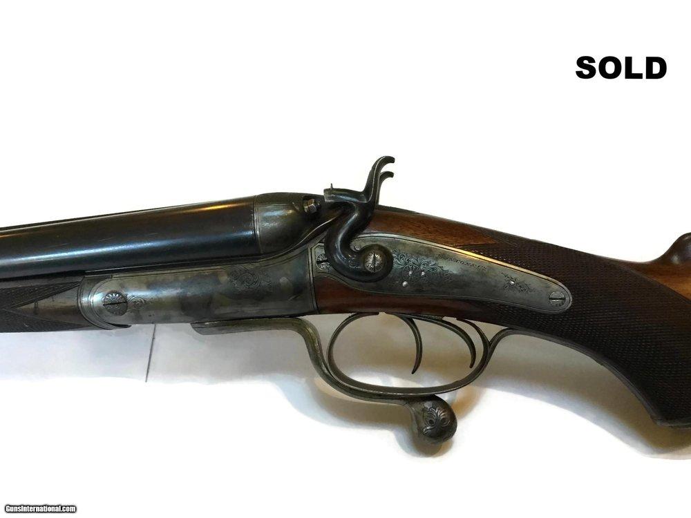 Manton & CO 577 Double Rifle $8,950