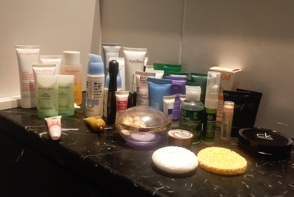 Mini-products have saved my skin this past month!
