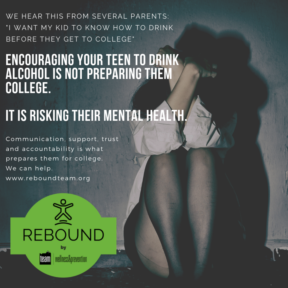 Encouraging YOur Teen To Drink alcohol is not Preparing them College. It is risking their mental health. (1).png