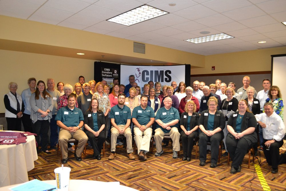 2017 CIMS User Group Attendees