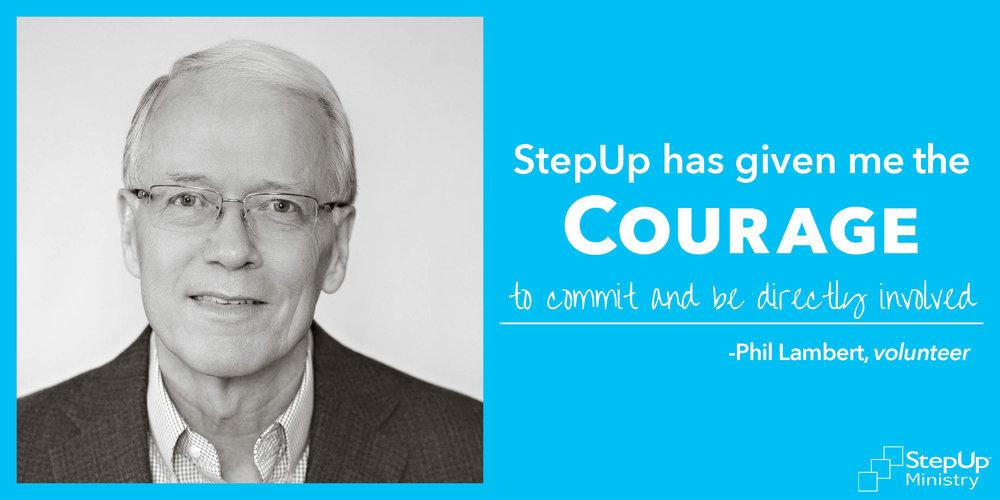 Courage To_Phil Lambert