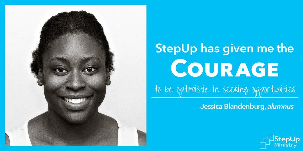Courage To_Jessica Blandenburg