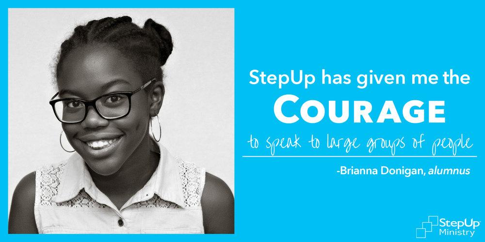 Courage To_Brianna Donigan