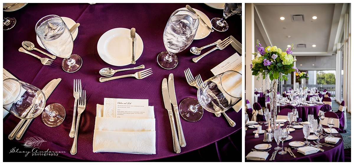 Look at this elegant tablescape!