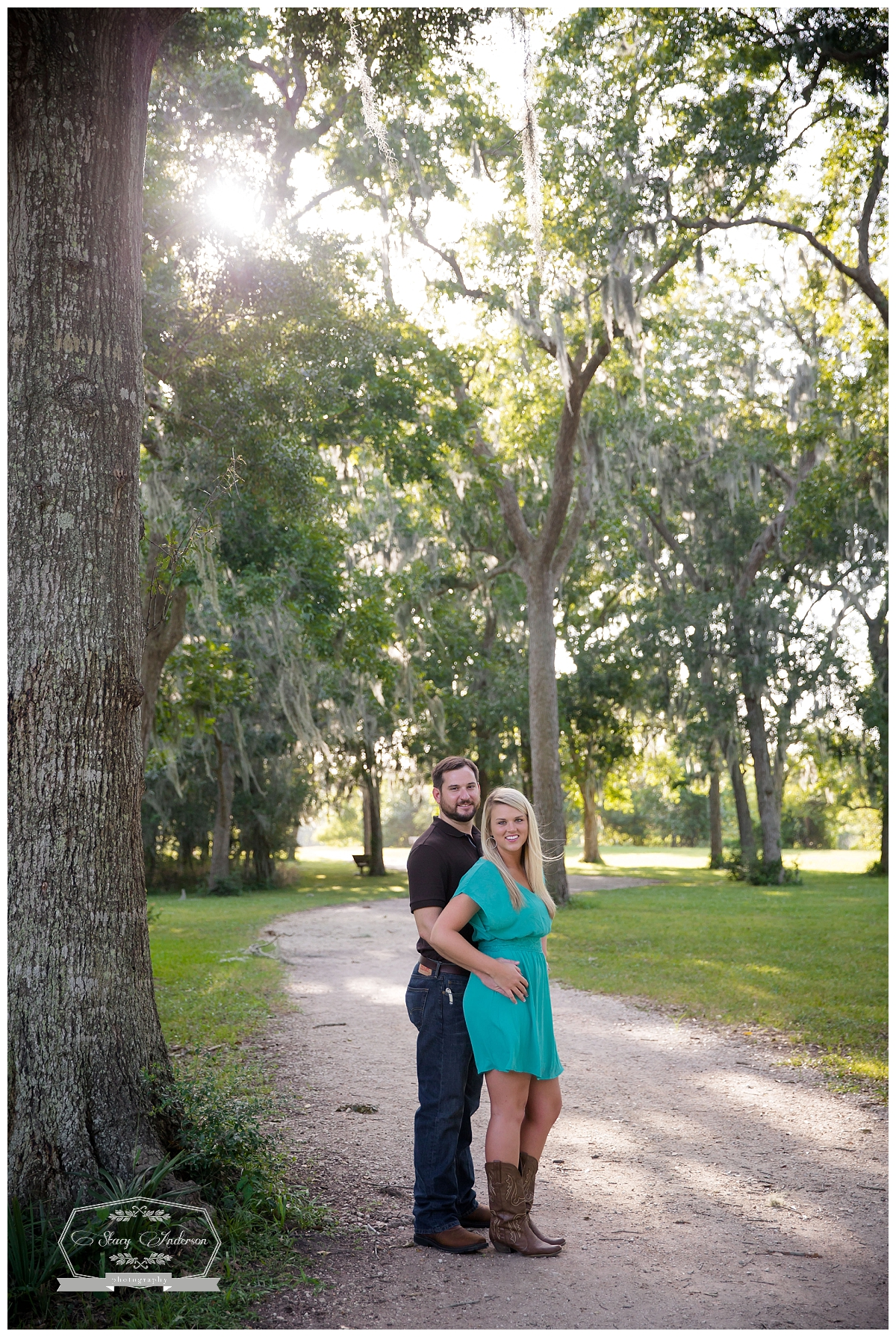 Brazos Bend State Park Couple Photo (1)