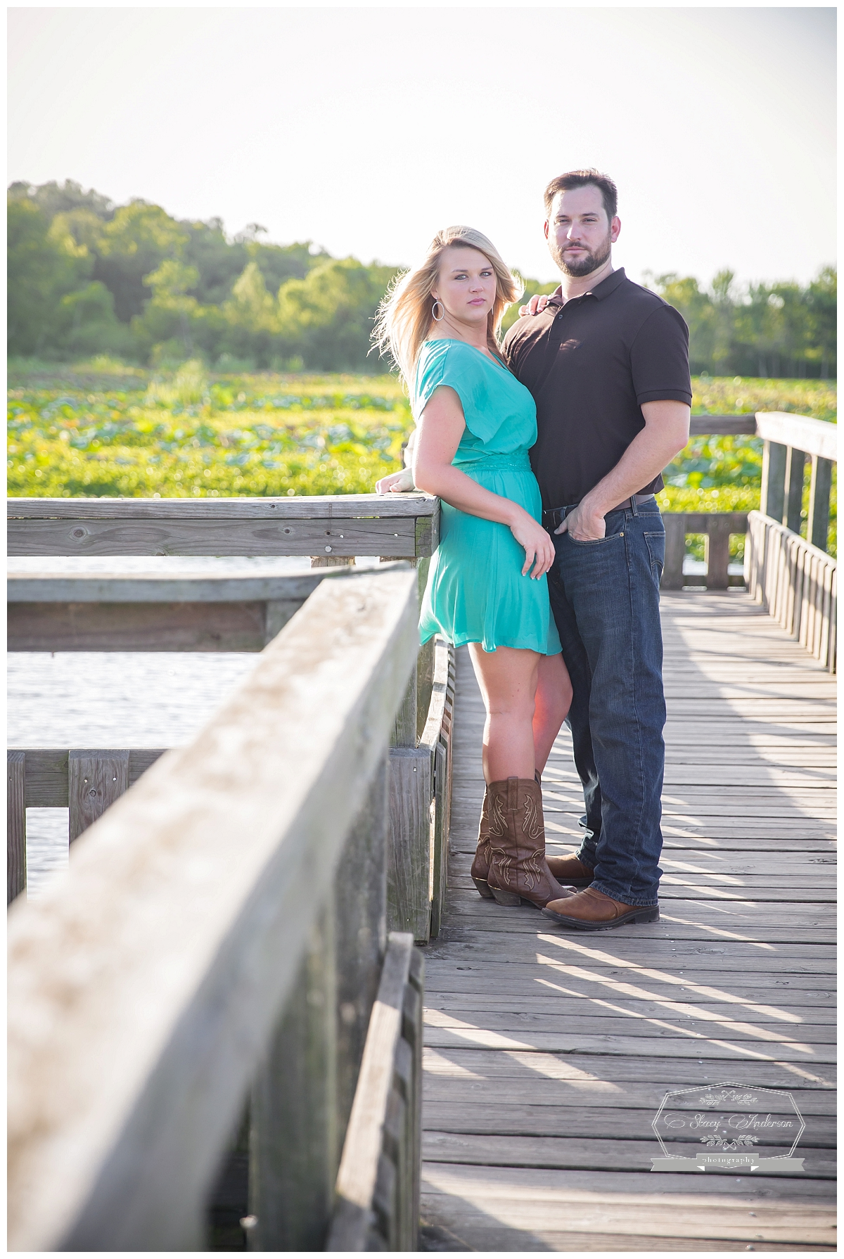 Brazos Bend State Park Couple Photo (12)