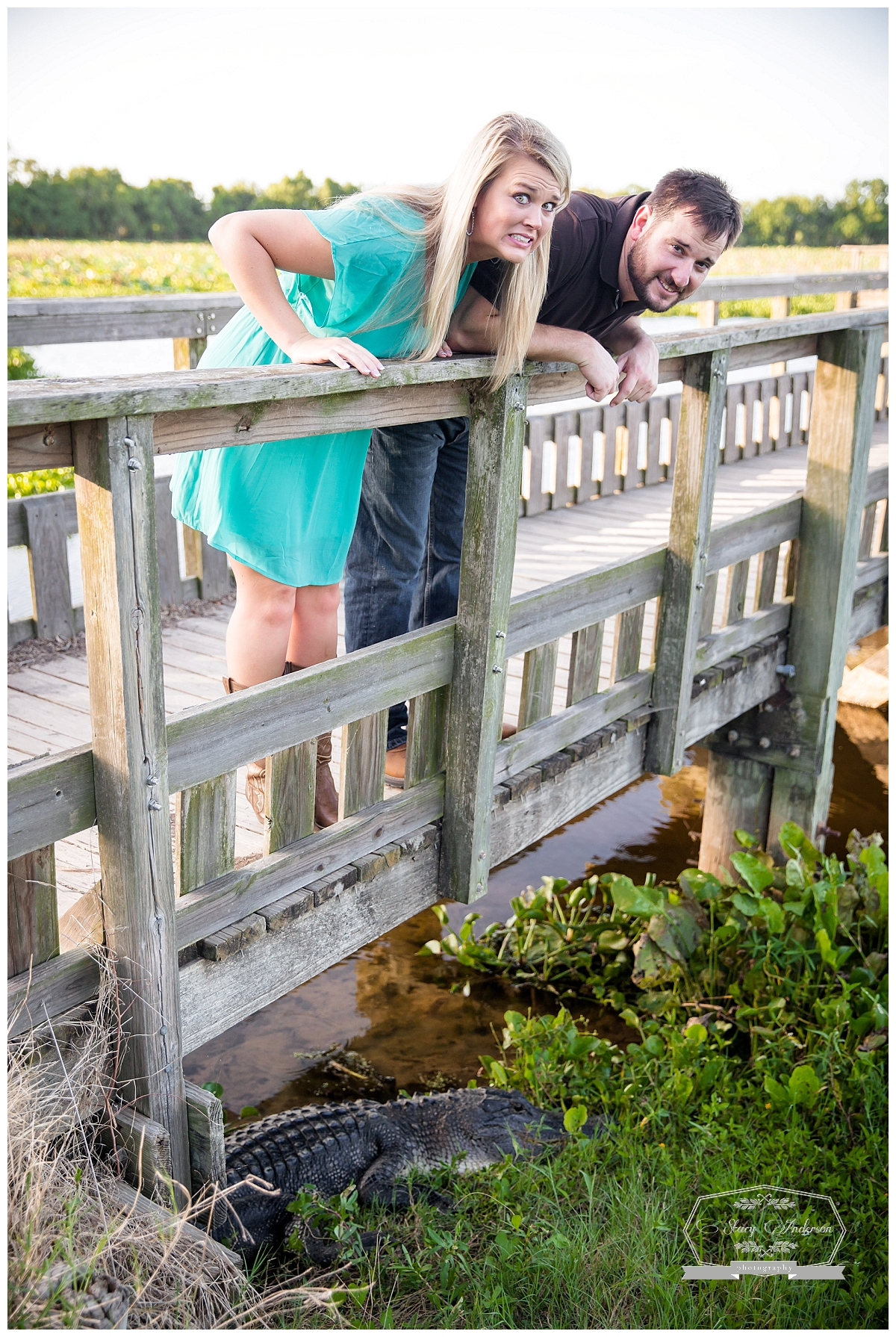Brazos Bend State Park Couple Photo (18)