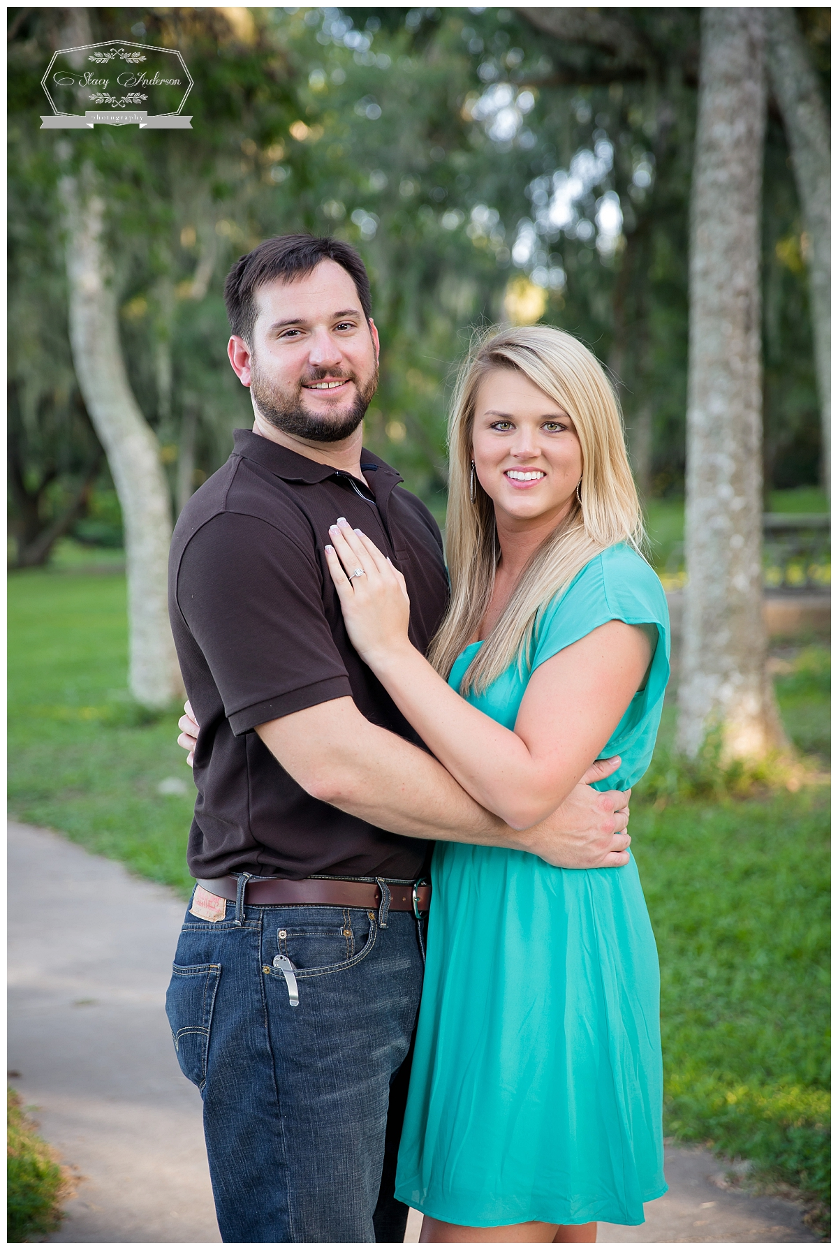 Brazos Bend State Park Couple Photo (19)