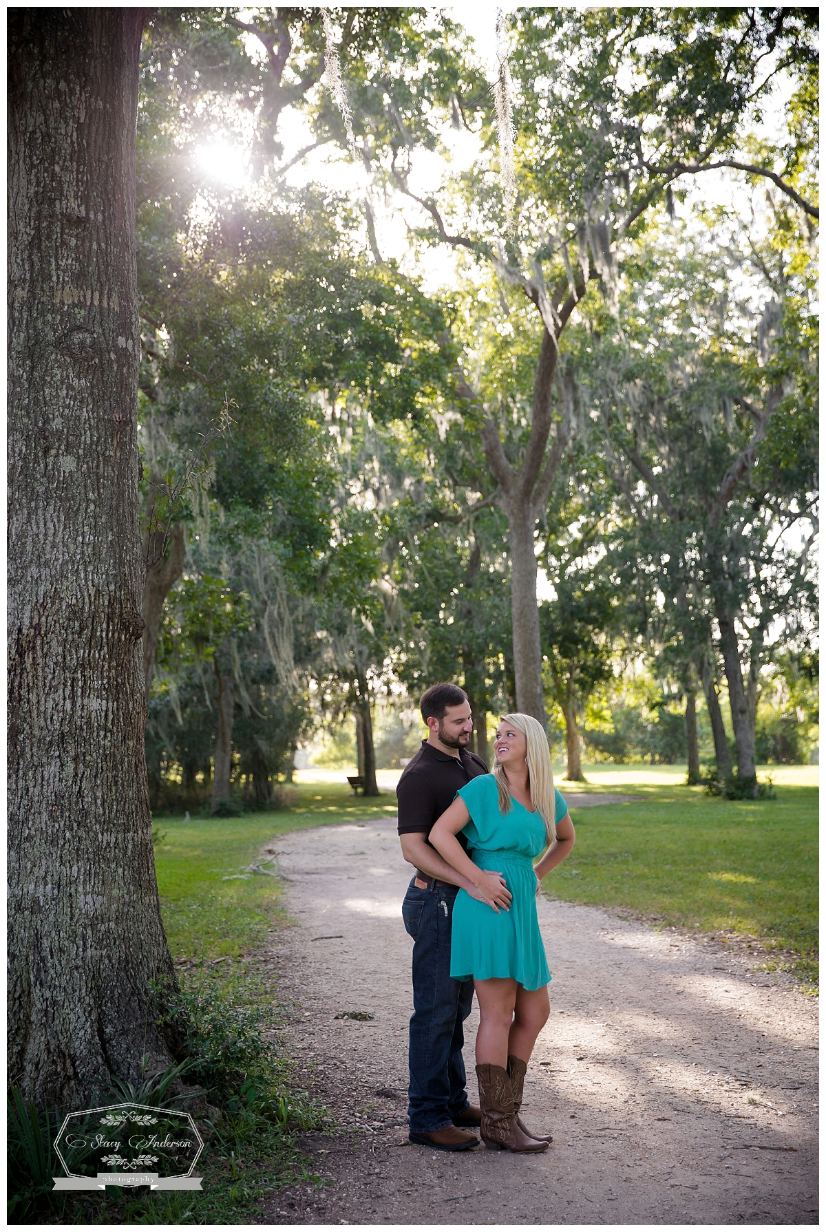 Brazos Bend State Park Couple Photo (2)