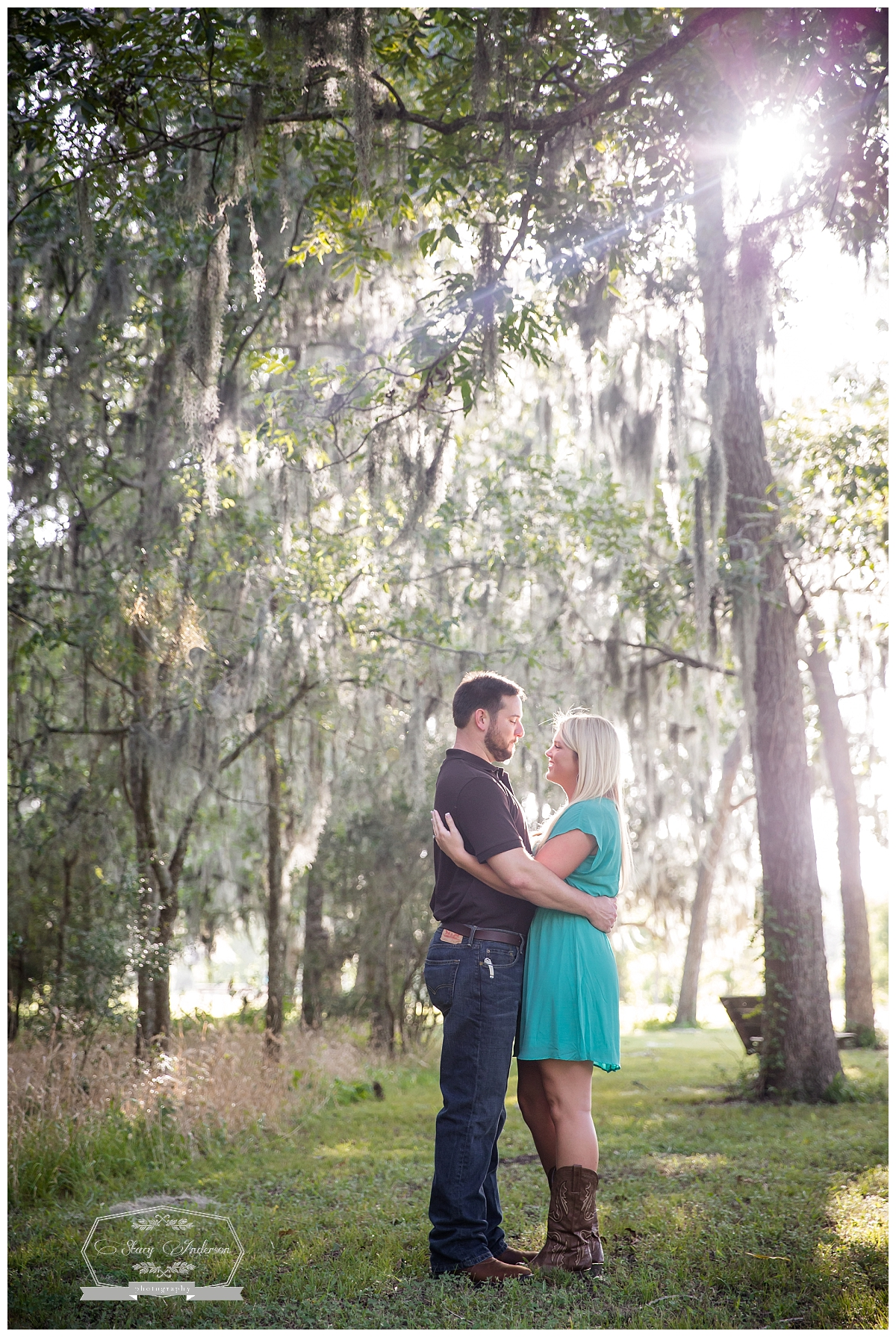 Brazos Bend State Park Couple Photo (3)