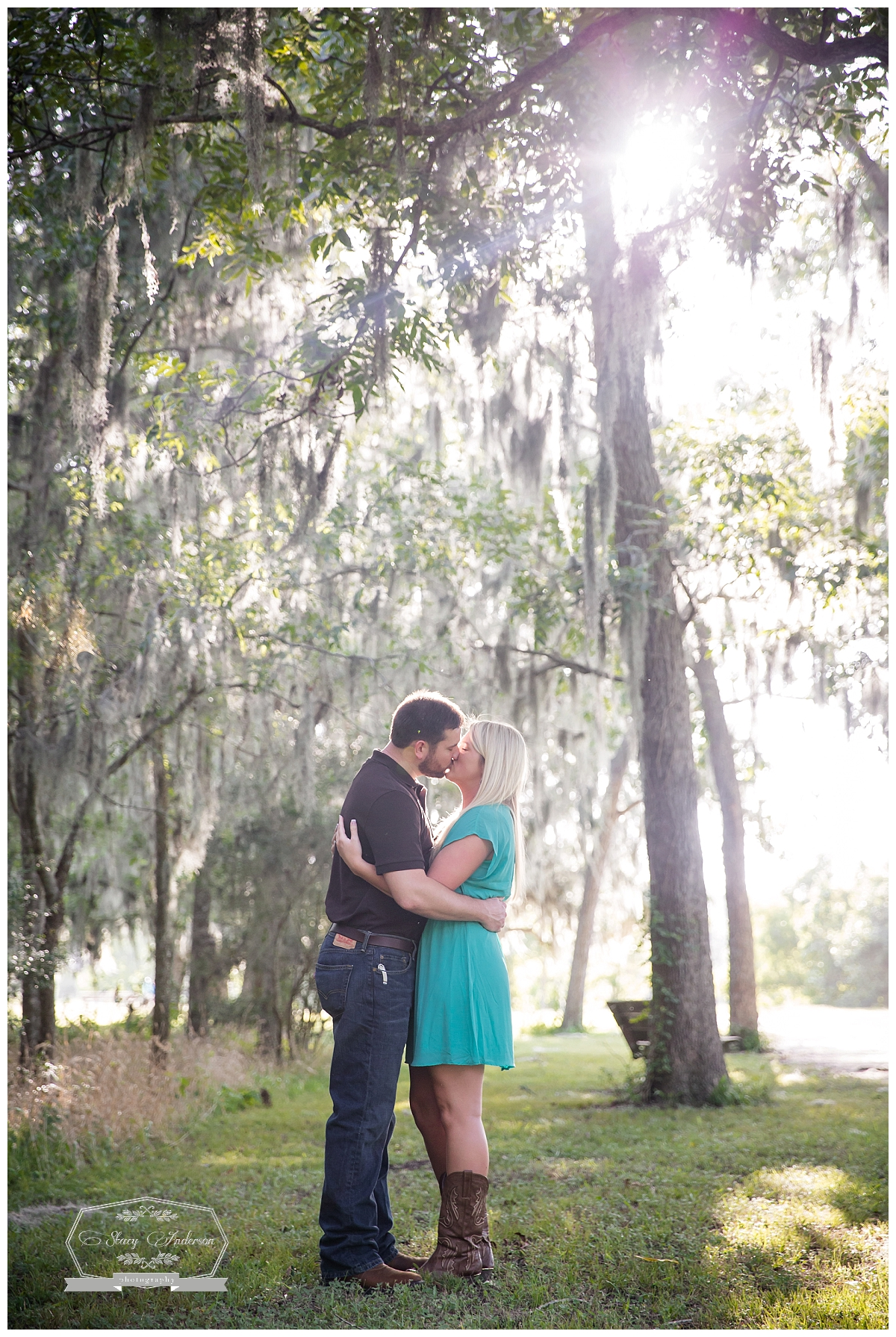 Brazos Bend State Park Couple Photo (4)