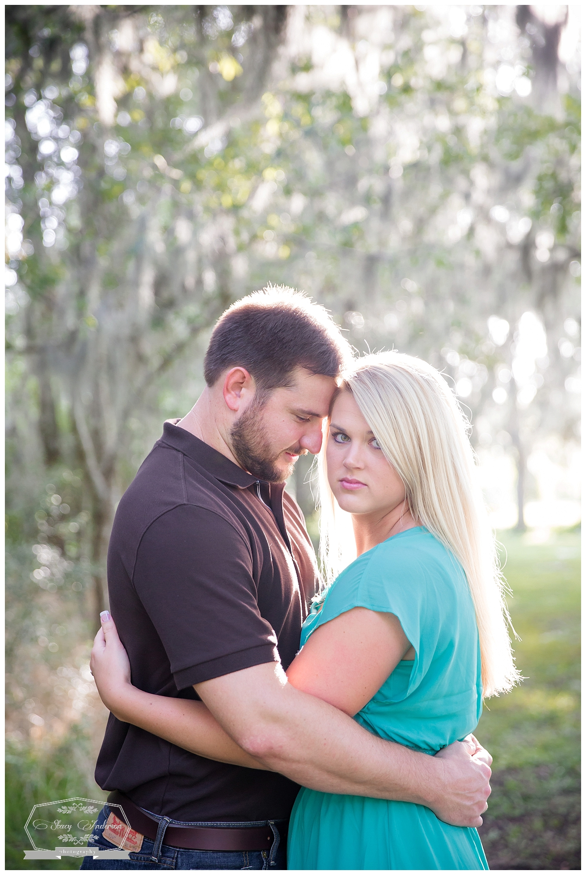 Brazos Bend State Park Couple Photo (6)