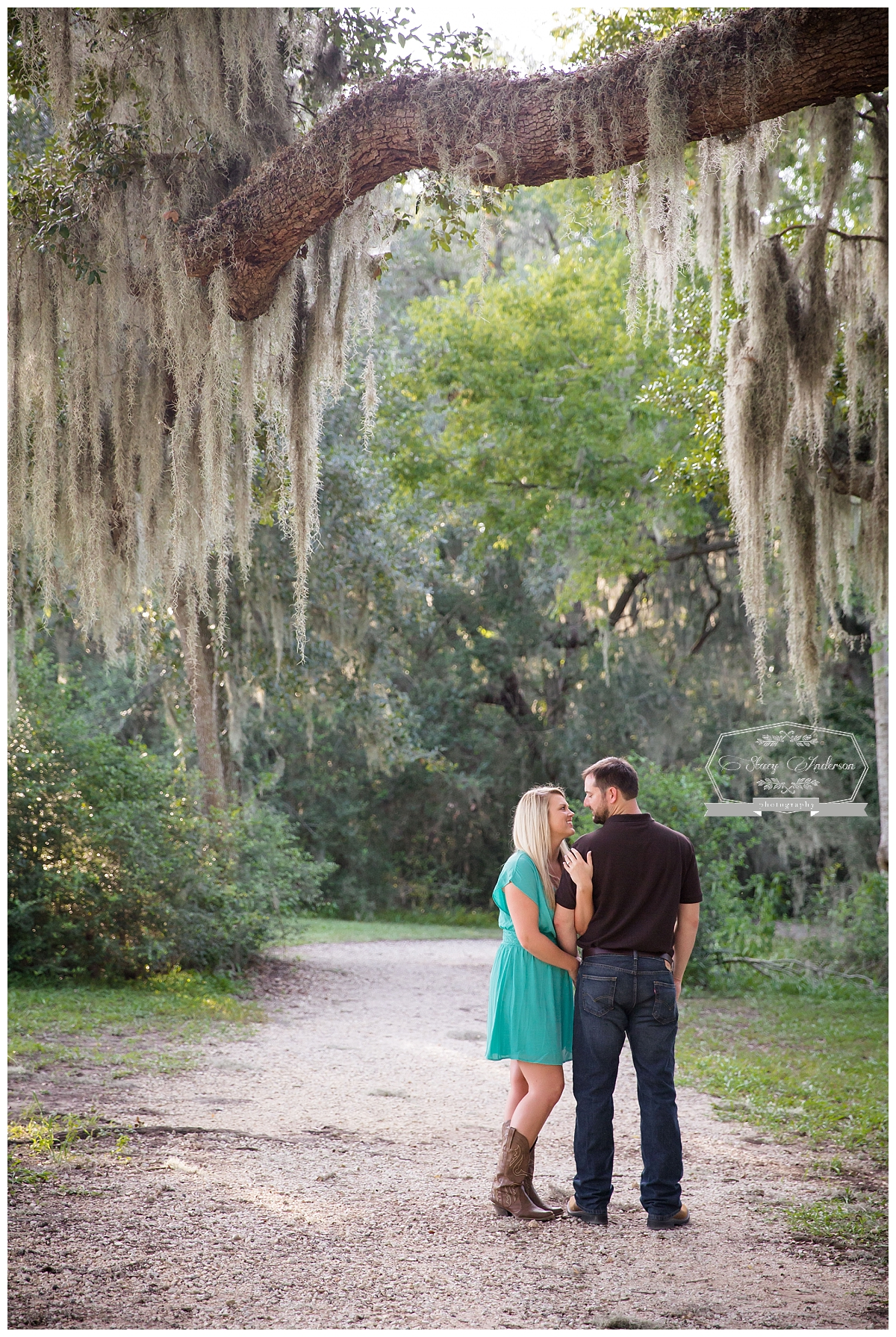Brazos Bend State Park Couple Photo (7)