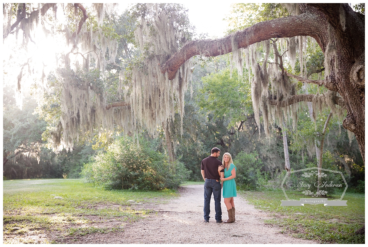 Brazos Bend State Park Couple Photo (8)