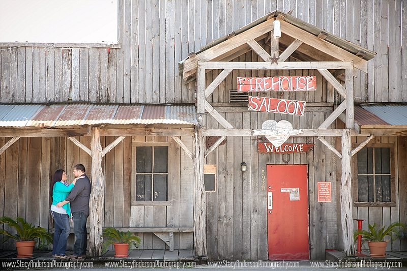 Firehouse Saloon Engagement Photo (16)