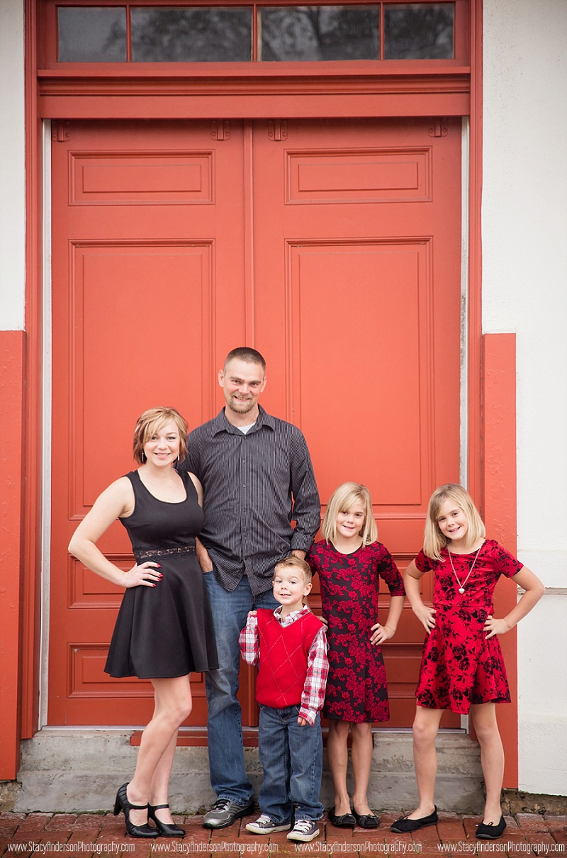 Houston Area Family Christmas Photographer (1)