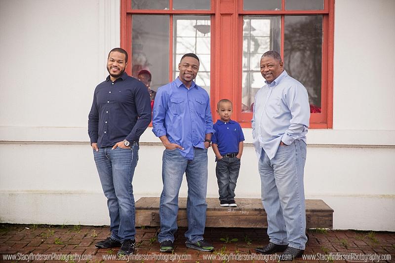 Alvin Train Depot Family Photographer (1)