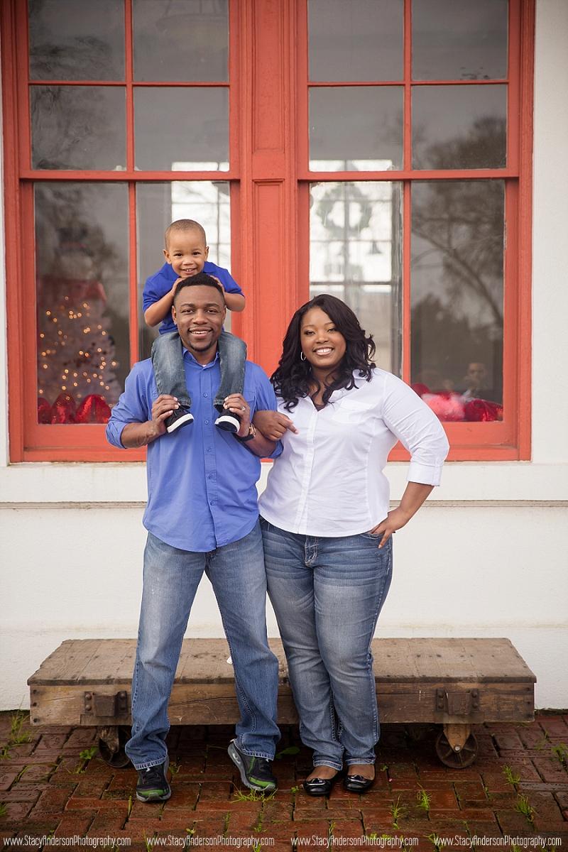 Alvin Train Depot Family Photographer (2)