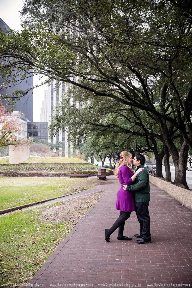 Julia Ideson Houston Library Wedding Photographer (11)