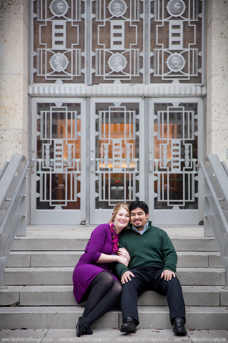 Julia Ideson Houston Library Wedding Photographer (13)