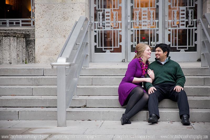 Julia Ideson Houston Library Wedding Photographer (14)