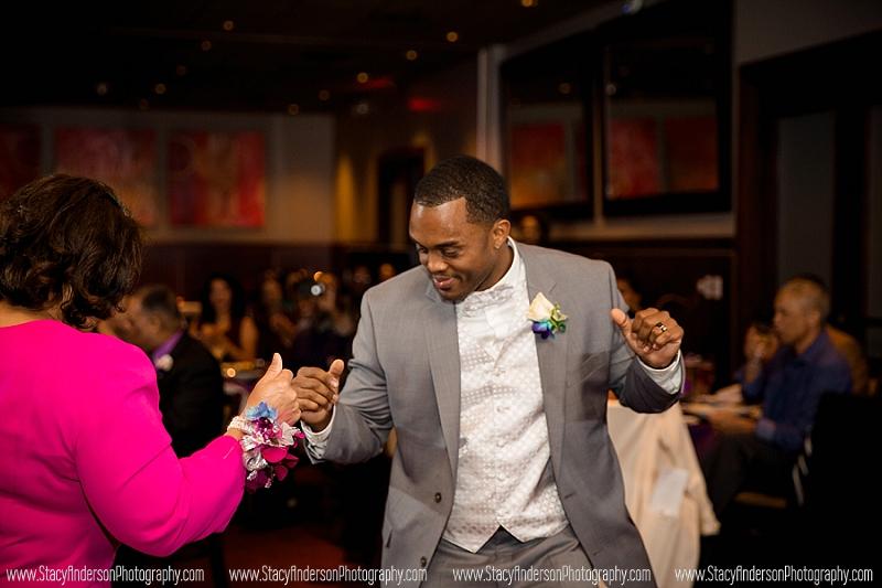 Sullivan's Steakhouse Houston Wedding Photographer (108)